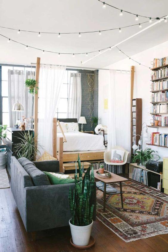 studio apartment interiors 22