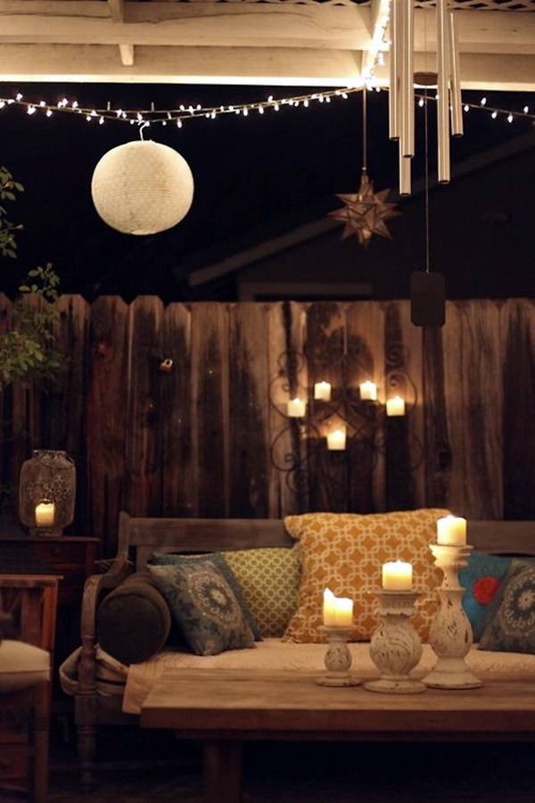 terrace light Decoration Ideas (1)