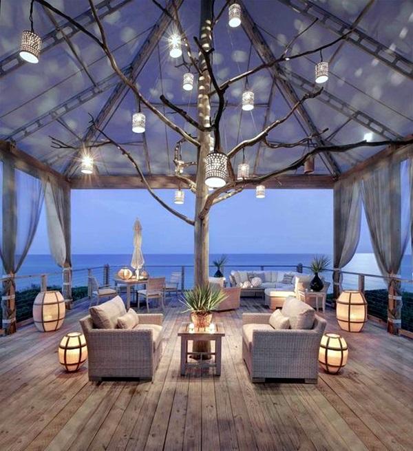 terrace light Decoration Ideas (14)