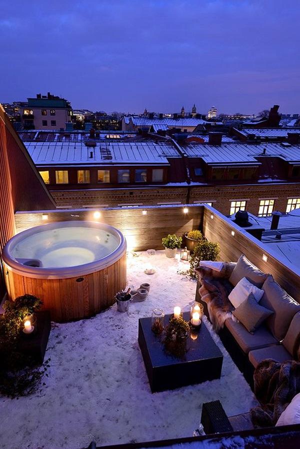 terrace light Decoration Ideas (16)