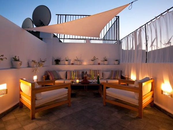 terrace light Decoration Ideas (19)