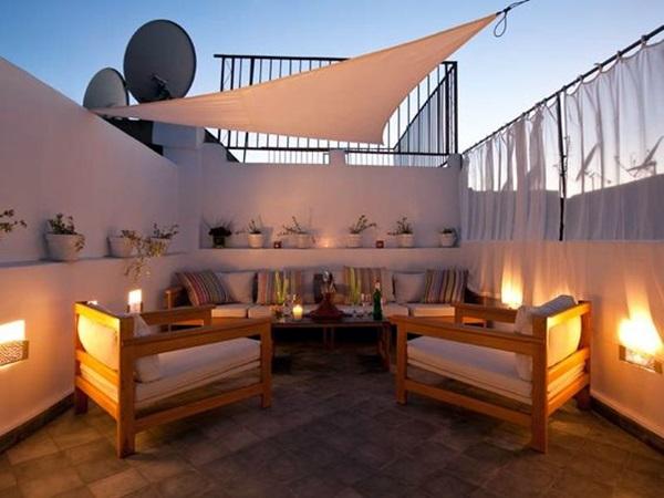 terrace light Decoration Ideas (19)