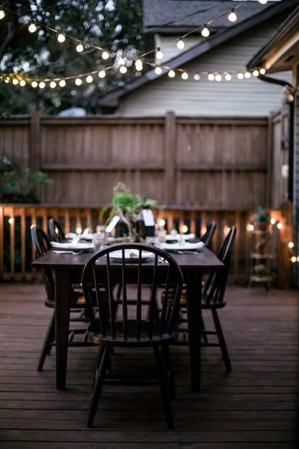 terrace light Decoration Ideas (33)