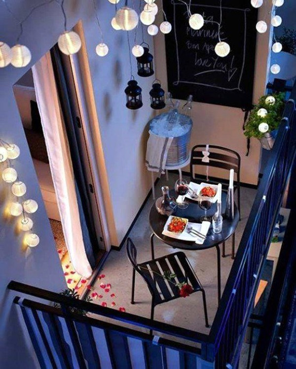 terrace light Decoration Ideas (7)