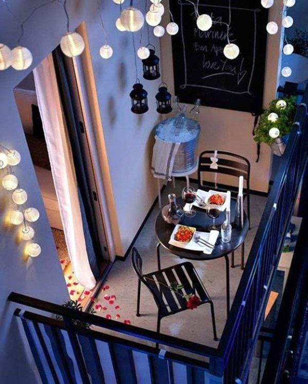 terrace light Decoration Ideas (7)