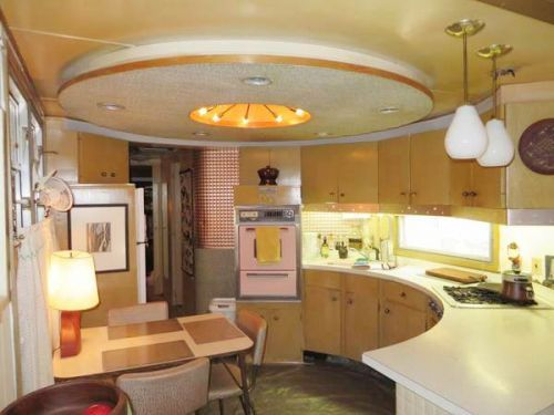 Tantalizing Trailer Interior Designs That Are Not At All