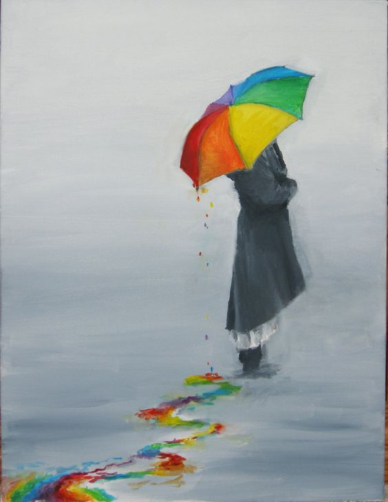 umbrella art 31