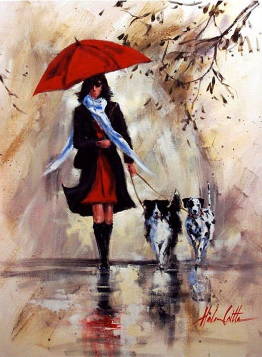 umbrella art 9