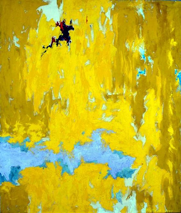 Beautiful Examples of Abstract Expressionism Art Works (20)