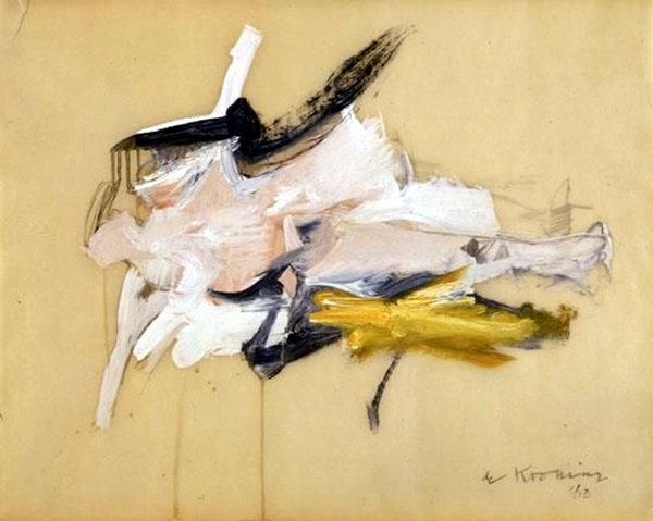 Beautiful Examples of Abstract Expressionism Art Works (26)