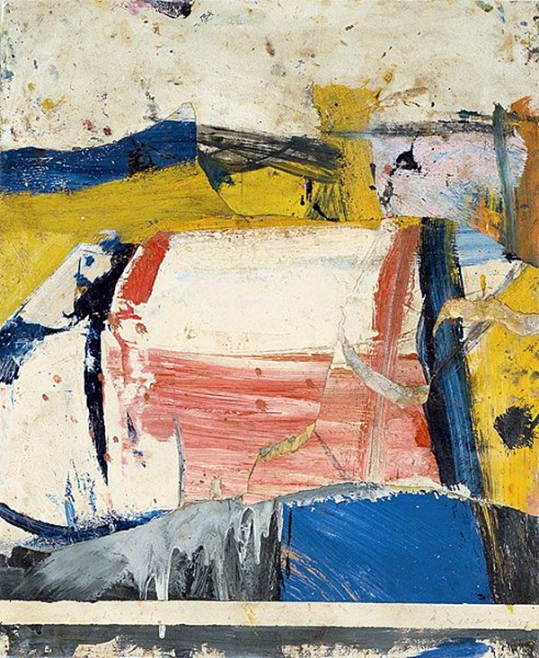 Beautiful Examples Of Abstract Expressionism Art Works 3