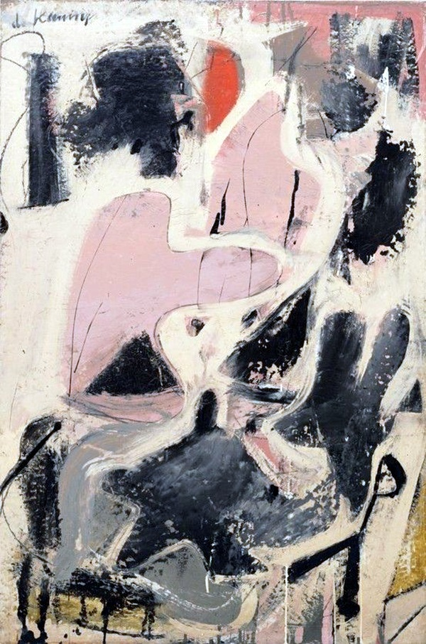 Beautiful Examples of Abstract Expressionism Art Works (33)