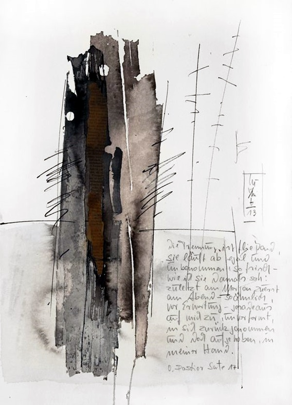 Beautiful Examples of Abstract Expressionism Art Works (34)