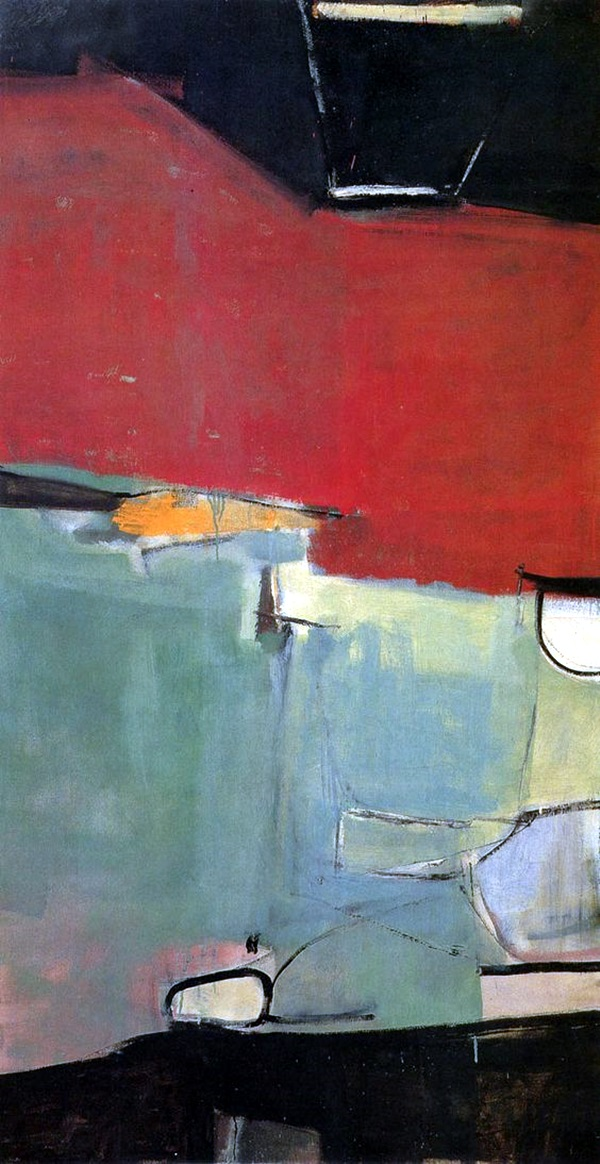 Beautiful examples of abstract expressionism art works 35