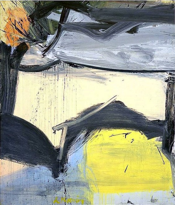 Beautiful Examples of Abstract Expressionism Art Works (6)