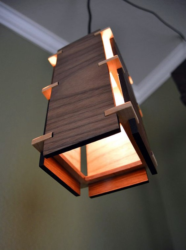 Beautiful Wooden Lamp Designs (@Home) (17)