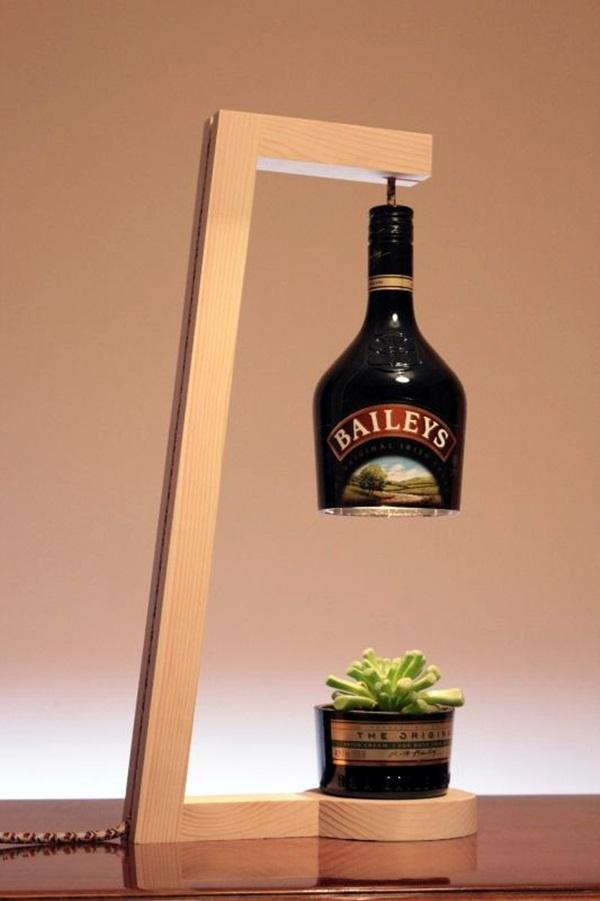 Beautiful Wooden Lamp Designs (@Home) (19)