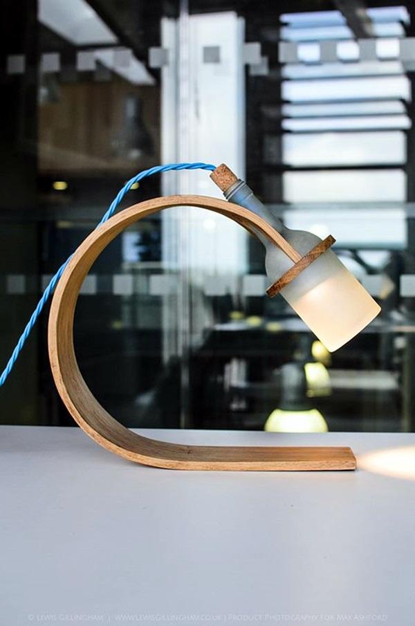 Beautiful Wooden Lamp Designs (@Home) (2)