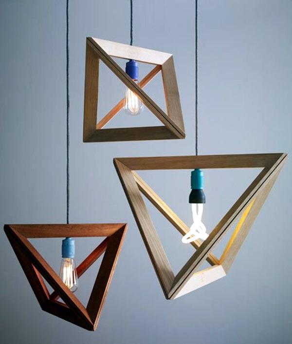 Beautiful Wooden Lamp Designs (@Home) (23)