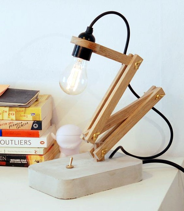 Beautiful Wooden Lamp Designs (@Home) (26)