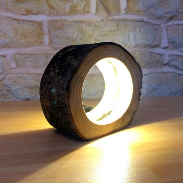 Beautiful Wooden Lamp Designs (@Home) (3)