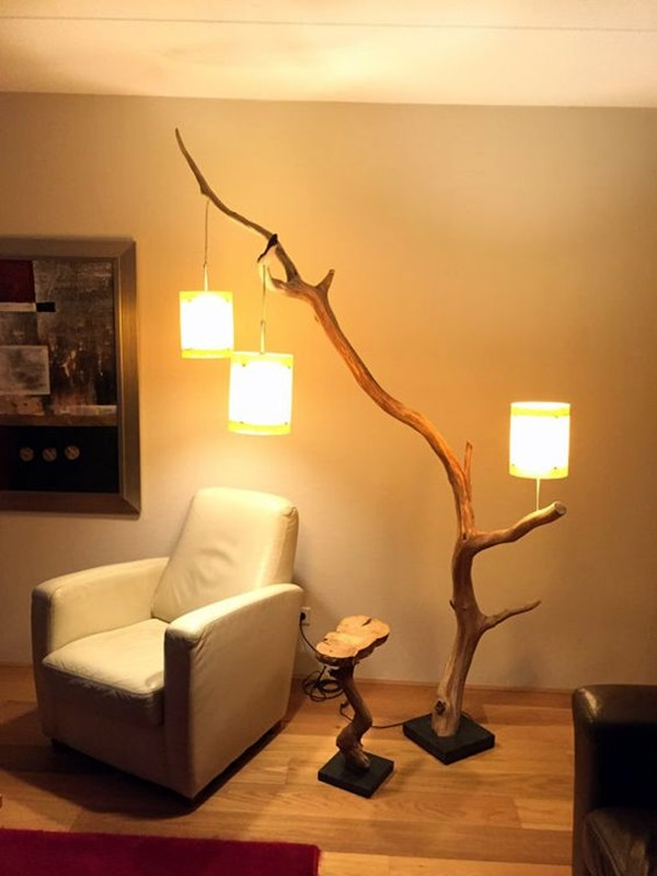 Beautiful Wooden Lamp Designs (@Home) (32)