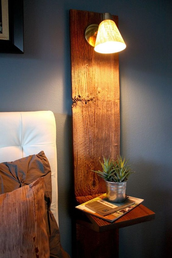 Beautiful Wooden Lamp Designs (@Home) (35)