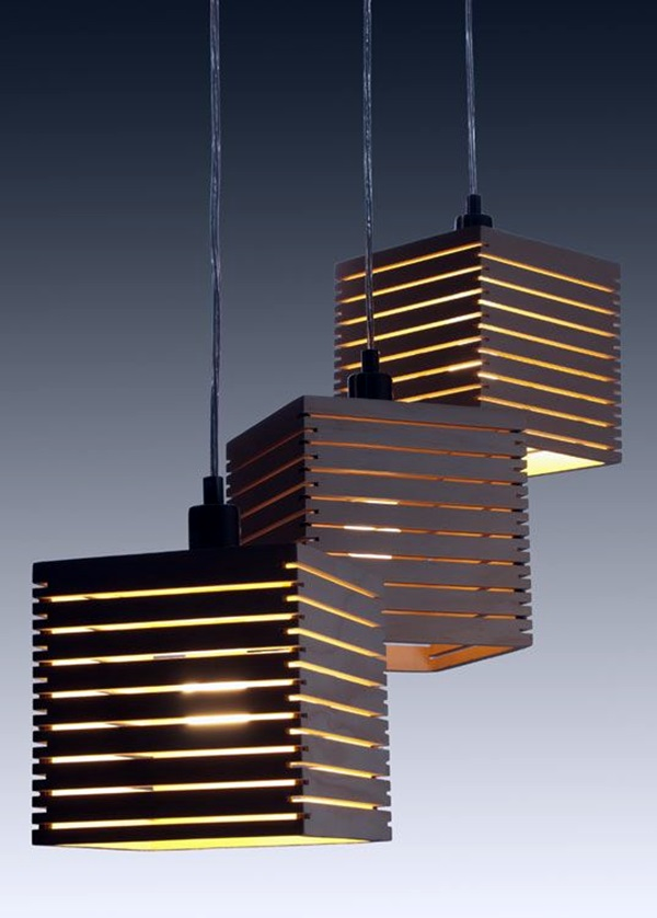 Beautiful Wooden Lamp Designs (@Home) (36)