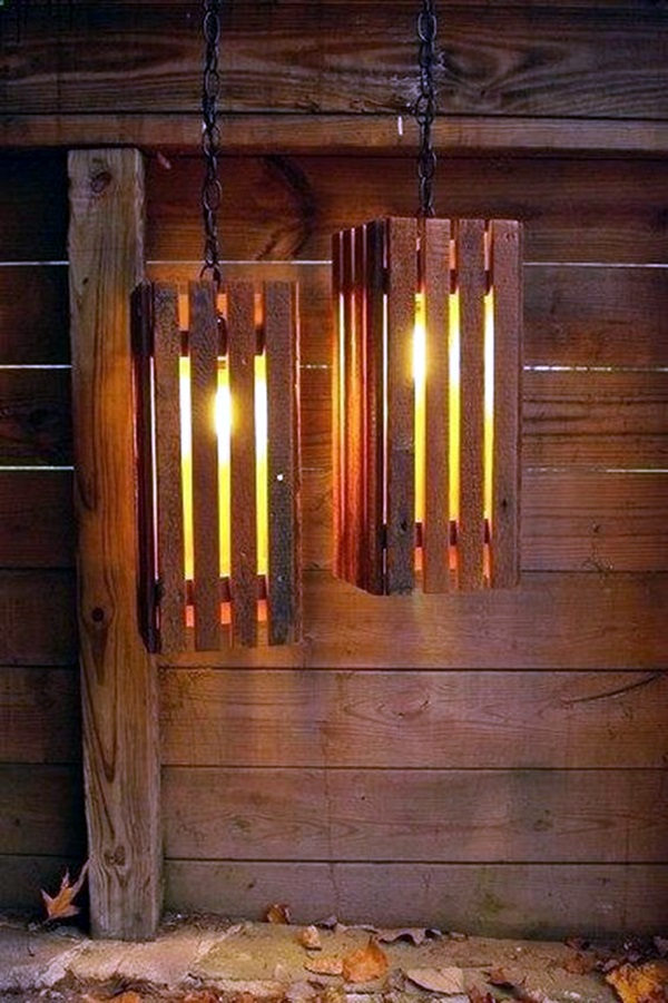 Beautiful Wooden Lamp Designs (@Home) (39)