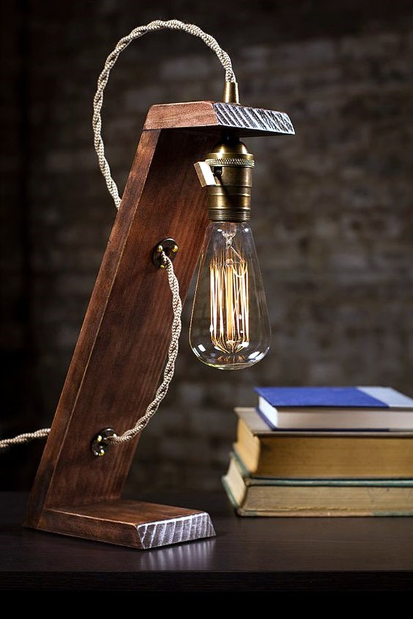 Beautiful Wooden Lamp Designs (@Home) (5)