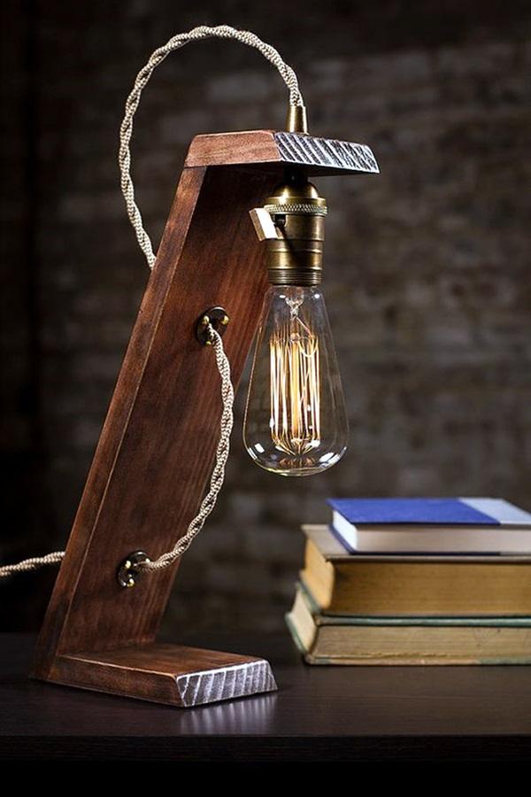 Beautiful Wooden Lamp Designs (@Home) (5)