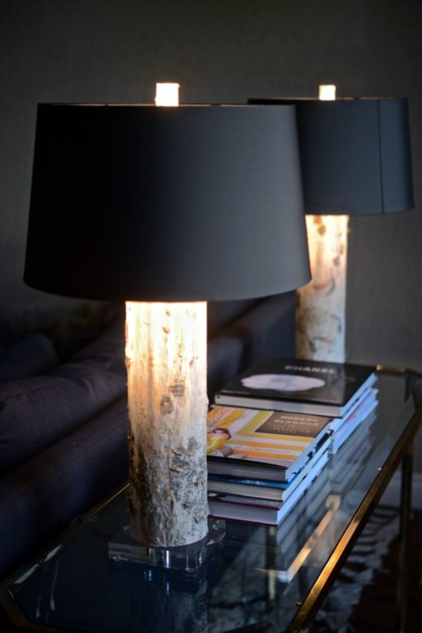 Beautiful Wooden Lamp Designs (@Home) (6)
