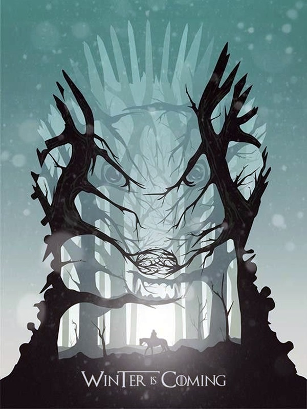 Best Examples of GAME OF THRONES ART (17)
