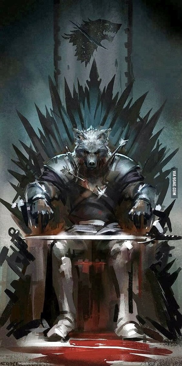 Best Examples of GAME OF THRONES ART (39)