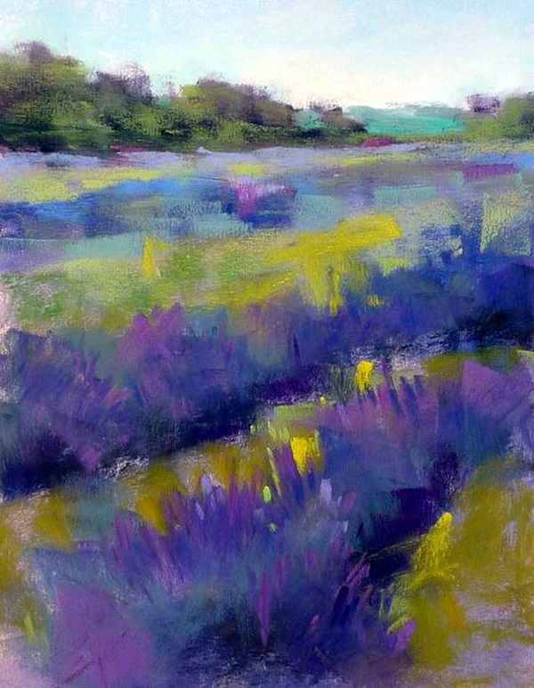 Brilliant Examples Of Color Field Paintings (15)