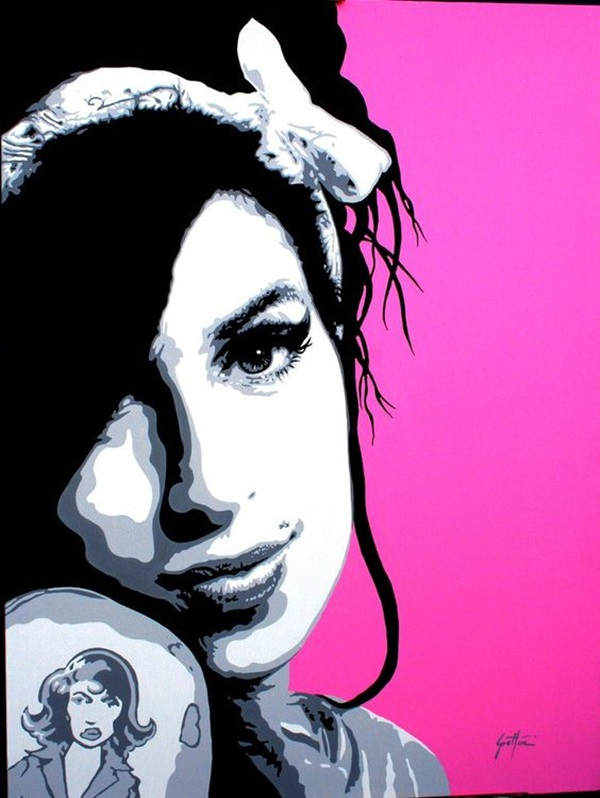 Classic And Modern Pop Art Painting Examples (12)