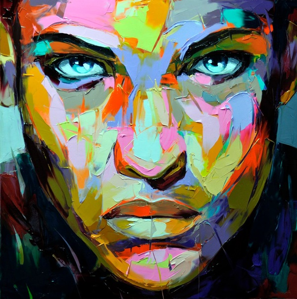Classic And Modern Pop Art Painting Examples (29)