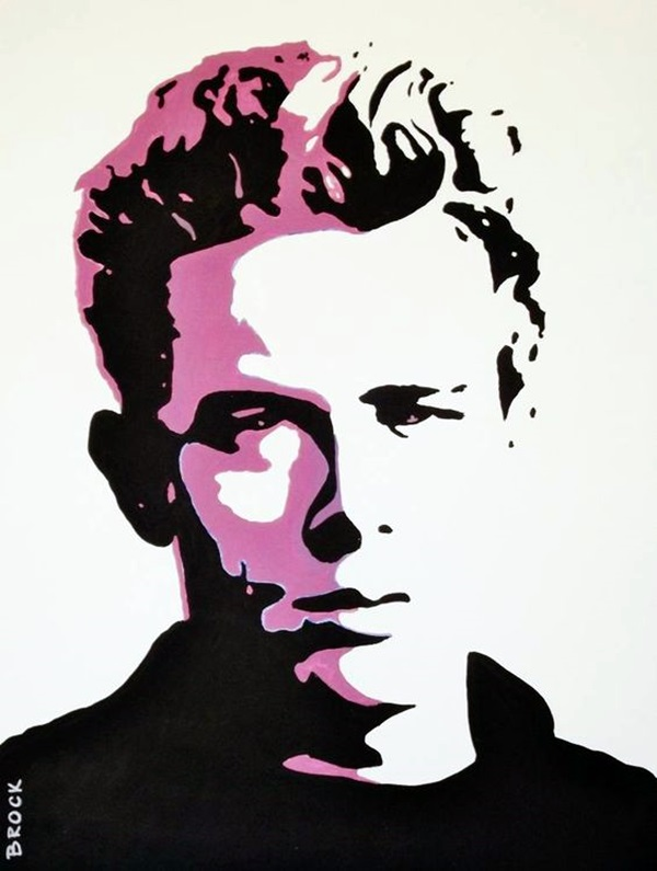 Classic And Modern Pop Art Painting Examples (3)