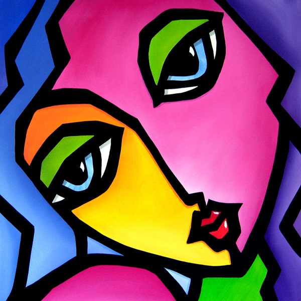 Classic And Modern Pop Art Painting Examples (31)