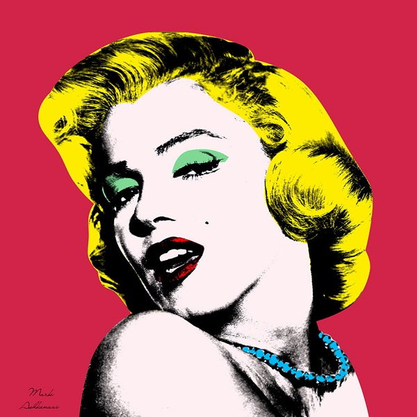 Classic And Modern Pop Art Painting Examples (35)