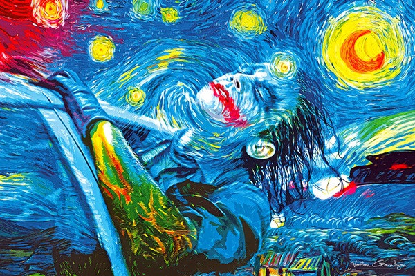 Classic And Modern Pop Art Painting Examples (38)