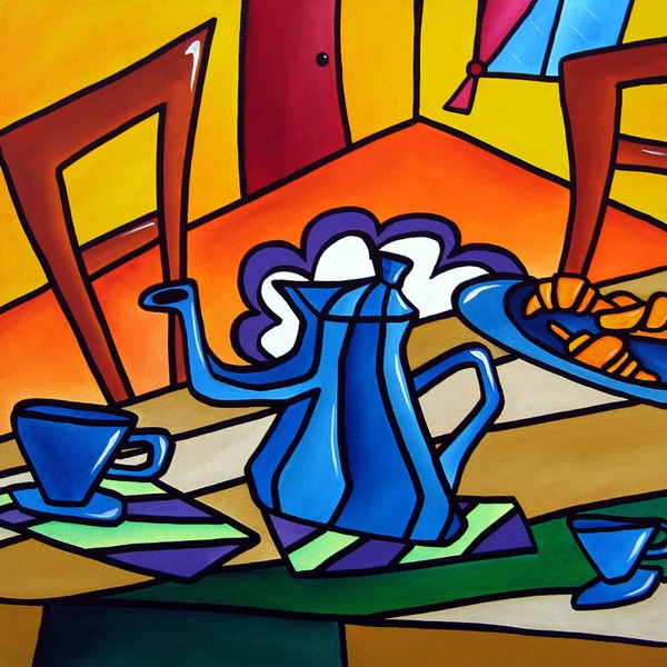 Classic And Modern Pop Art Painting Examples (39)
