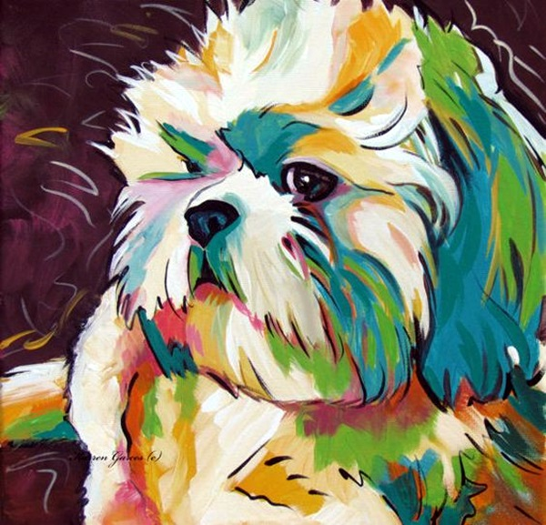 Classic And Modern Pop Art Painting Examples (7)
