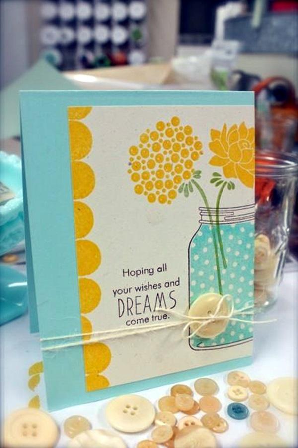 Cute Friendship Card Designs (DIY Ideas)  (1)