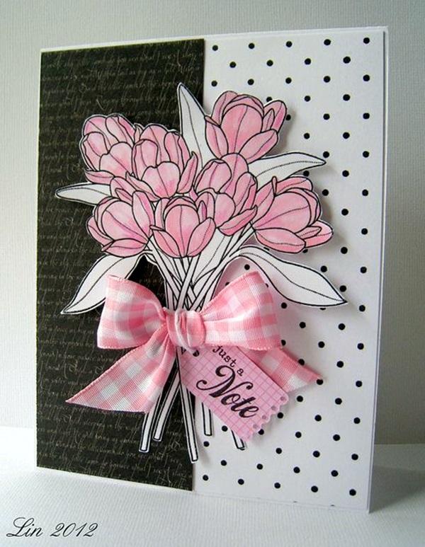 Cute Friendship Card Designs (DIY Ideas)  (4)