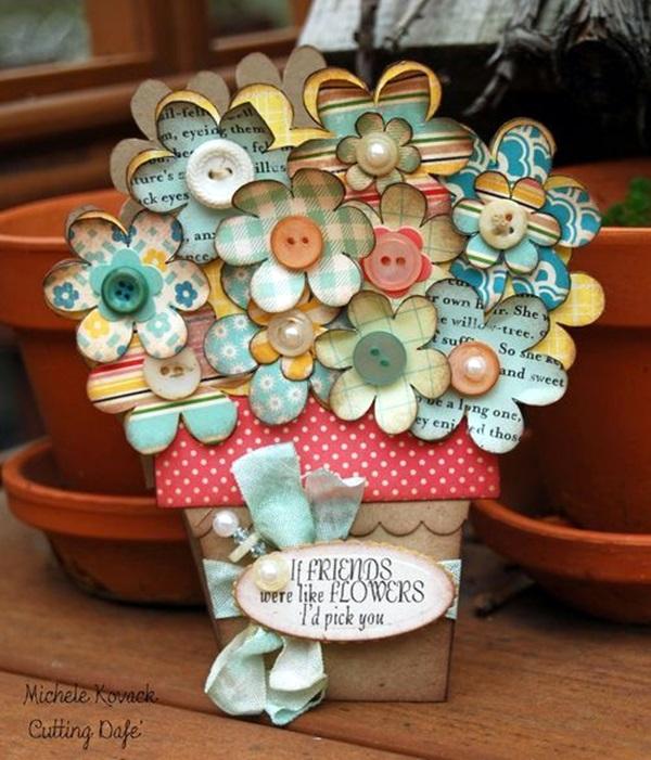 Cute Friendship Card Designs (DIY Ideas)  (5)