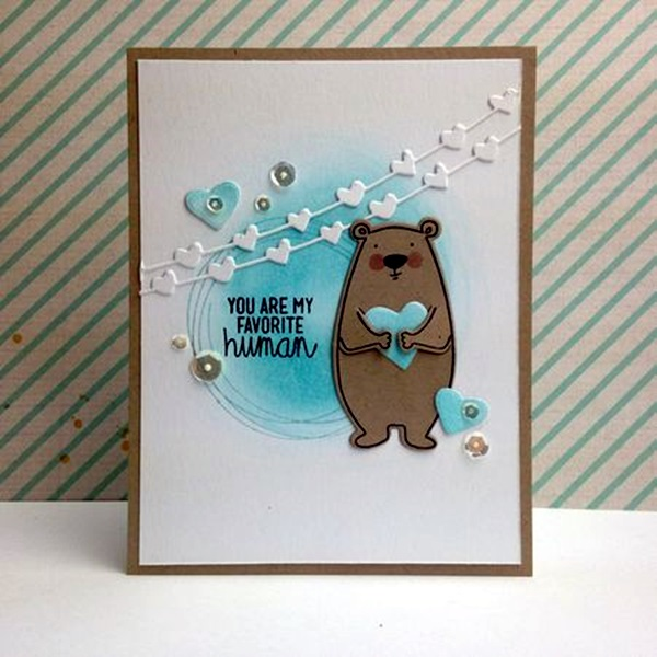 Lovely Friendship Day Card Making Ideas Part - 12: Cute Friendship Card Designs (DIY Ideas) (8)