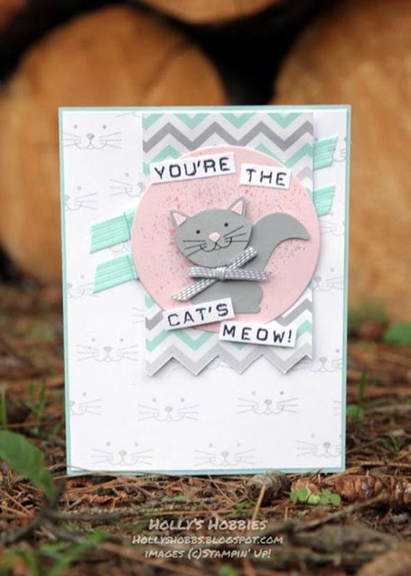 Cute Friendship Card Designs (DIY Ideas)  (8)