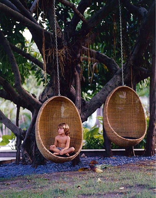 DIY Tree Swing Ideas For More Family Time (1)