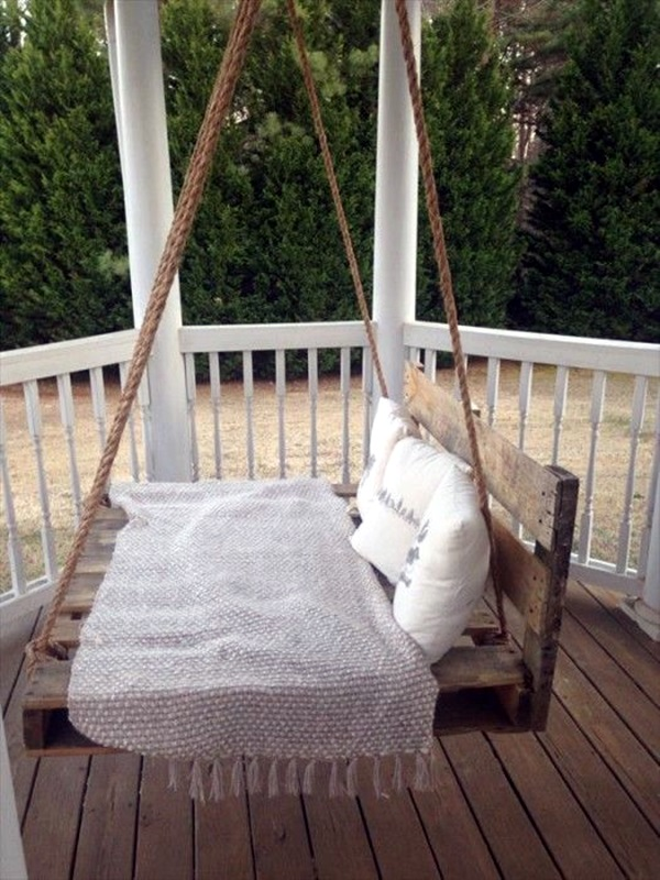 DIY Tree Swing Ideas For More Family Time (28)